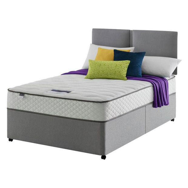 Buy Silentnight Cranborne Pocket Memory Double Divan At Your Online Shop For Null