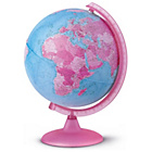 more details on Nova Rico Illuminated Globe Pink - 25 cm.