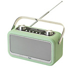 more details on Bush Leather Look DAB Radio - Pistachio.