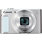 more details on Canon Powershot SX620 20MP 25x Zoom Camera - White.