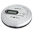 more details on Groov-e GVPS210/SR Retro Personal CD Player - Silver.