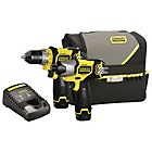 Stanley Fatmax 1.5Ah Drill and Impact Driver 10.8V Twinpack