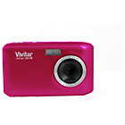 more details on Vivitar XX128 20MP 4x Zoom Camera - Red.