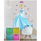 more details on Walltastic Large Cinderella Wall Sticker.
