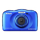 more details on Nikon CoolPix W100 13MP Waterproof Camera - Blue.