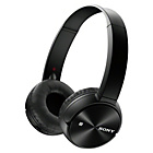 more details on Sony MDR-ZX330BT Bluetooth Headphones - Black.