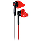 more details on Yurbuds by JBL Inspire 200 In-Ear Headphones - Red and Black