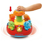 more details on VTech Push and Play Spinning Top.