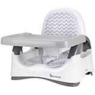 more details on Badabulle Comfort Booster Seat - White/Grey.