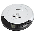 more details on Groov-e GVPS110/SR Retro Personal CD Player - Silver.