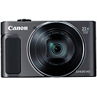 more details on Canon Powershot SX620 20MP 25x Zoom Camera - Black.