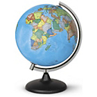more details on Nova Rico Corallo Political Globe - 30 cm.