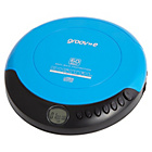 more details on Groov-e GVPS110/BE Retro Personal CD Player - Blue.