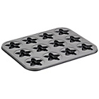 more details on Cake Boss Non-Stick 12 Cup Star Shape Baking Tin.