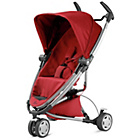 more details on Quinny Zapp Xtra Stroller - Red Rumour.