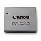 more details on Canon Battery Pack NB-4L for IXUS Digital Compact Camera.