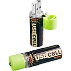 more details on Moixa USB Cell AA Rechargeable Battery for Digital Camera.