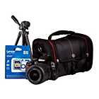 more details on Nikon D3100 SLR Camera Kit inc 18-55mm VR Lens.