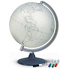 more details on Nova Rico Blank Educational Globe with Coloured Pens.