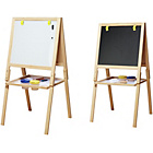 more details on Wooden Easel.
