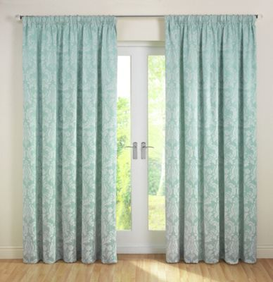 buy fusion woodland trees curtains 167x182cm charcoal at. Black Bedroom Furniture Sets. Home Design Ideas