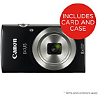more details on Canon IXUS 177 Compact Digital Camera - Black.