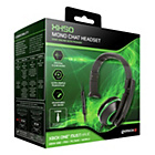 more details on XH 50 Wired Mono Headset - Green.