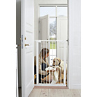 more details on Scandinavian Pet Extra Tall Gate - White.
