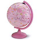 more details on Nova Rico Zoo Illuminated Globe Pink - 25 cm.