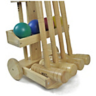 more details on Croquet Pro 4 Mallet With Trolley.