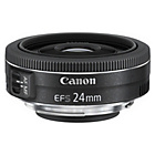 more details on Canon EF 24mm STM Lens.