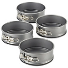 more details on Cake Boss Non-Stick 4piece Mini Springform Cake Tins.