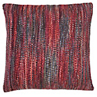 more details on Heart of House Space Dyed Cushion - Red.