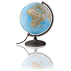 more details on National Georgraphic Classic Illuminated Globe - 25 cm.