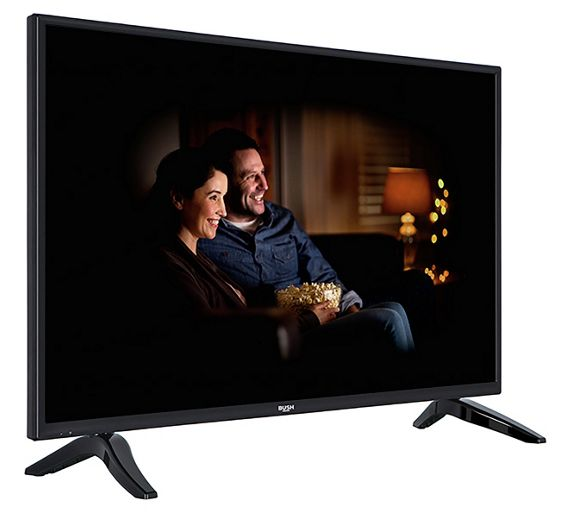 buy bush 49inch fhd smart tv with freeview play at argos. Black Bedroom Furniture Sets. Home Design Ideas