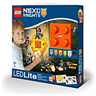 more details on LEGO Nexo Knights Wall Light Shield Power.