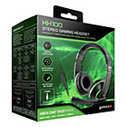more details on XH 100 Wired Stereo Headset - Green.
