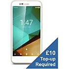 more details on Vodafone Smart Prime 7 Mobile Phone - White.