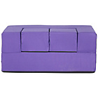 more details on Children's Play Sofa - Purple.