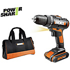 more details on Worx 1.5Ah Drill Driver - 20V.