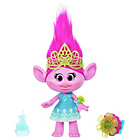 more details on DreamWorks Trolls Hug Time Poppy Doll.