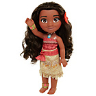 more details on Moana Toddler Adventure Doll.