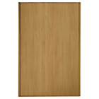 more details on Spacepro Loft 24in 1 Panel Oak Frame Door.