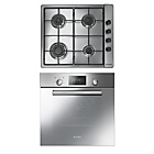 more details on Candy ACOM 609XM Multifunction Oven and CLG64SPX Gas Hob.