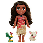 more details on Moana Feature Doll.