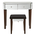more details on Home of Style Leonessa Dressing Table with Stool.