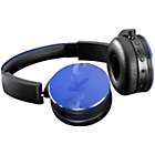AKG Y50BTBLU On-Ear Bluetooth Headphones - Blue