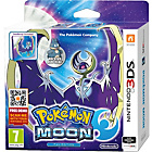 more details on Pokemon Moon and Steel Case 3DS.