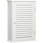 more details on Premier Housewares Wooden Wall Cabinet - White.