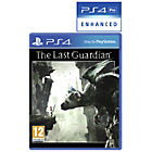 more details on The Last Guardian PS4 Game.